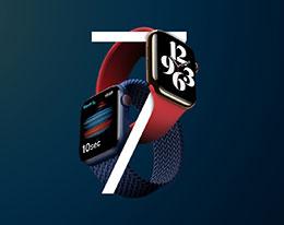 消息称 Apple Watch Series 7 芯片更小,腾出空间配备更大电池