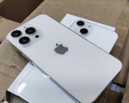 iPhone 13机模长什么样?机模和真机一致吗?