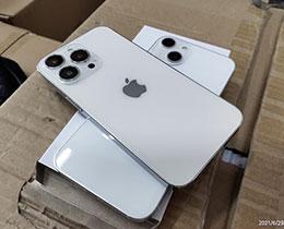 更多 iPhone 13 模型机照片曝光:摄像头对角线排布