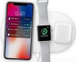 新专利显示苹果仍在研发 AirPower 无线充电技术