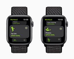 苹果推送 watchOS 8 首个公测版 Beta 更新