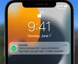 iOS 15 新功能:留意屏幕上这条关于 AirPods 的信息