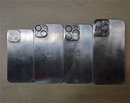 国内配件商自曝苹果 iPhone 13 系列保护壳生产模具
