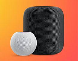 苹果 HomePod/mini 15 测试版更新,已支持无损音质
