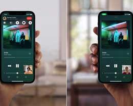 iOS 15中的SharePlay是什么新功能?有什么用?