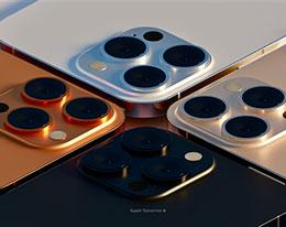 外观定型!iPhone 13 Pro 超清渲染图曝光:新配色亮眼