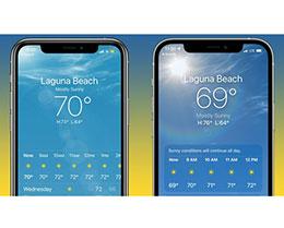 iPhone 天气 App 设置华氏度时无法显示 69 度:iOS 14.6 等版本中招
