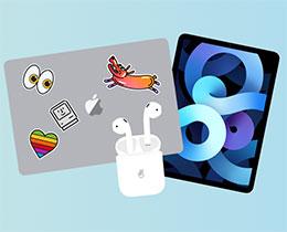 """苹果""""返校季""""活动国内上线,买指定 iPad 或 Mac 送 AirPods"""