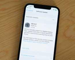 iOS 14.7 正式版更新了什么内容?
