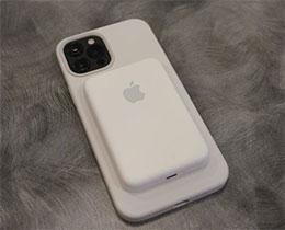 关于苹果 iPhone 12 MagSafe 充电宝信息汇总