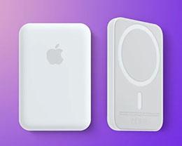 iPhone 12 MagSafe 充电宝现可在 Apple Store 零售店提货