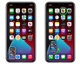iOS 15 小技巧:拖放屏幕截图到应用