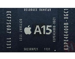 苹果在台积电预订 iPhone 13 的 A15 处理器总量超 1 亿颗