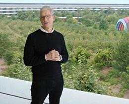 """苹果 CEO 库克:5G 推广仍处于""""早期阶段"""""""