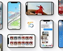 苹果发布 iOS 15/iPadOS 15 公测版 Beta 4