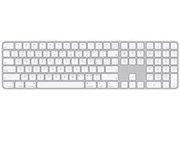 苹果推出全新妙控键盘:支持 Touch ID 与数字小键盘,可单独购买