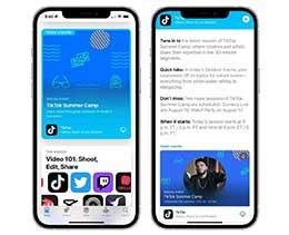 苹果开始在 iOS 15 中突出显示 App Store 活动事件