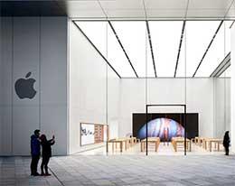 武汉即将迎来第一家苹果 Apple Store:9 月开工建设