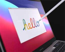 苹果新专利显示:MacBook Pro 有望支持手写笔并取消 Touch Bar