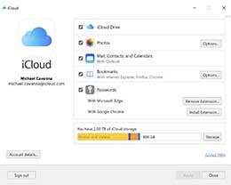 苹果发布新版 iCloud for Windows,新增 iCloud 钥匙串密码管理