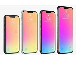 消息称苹果已全力备货:iPhone 13 系列下月发布