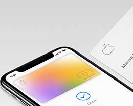 Apple Card 将于 2029 年移除磁条