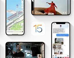苹果发布 iOS 15/iPadOS 15 开发者预览版 Beta 7