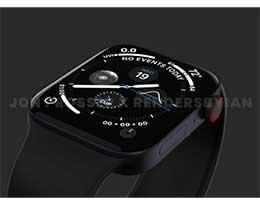 苹果 Apple Watch Series 7 更大的 45mm 型号曝光