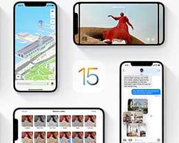 苹果发布 iOS 15/iPadOS 15 开发者预览版 Beta 8
