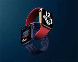 Apple Watch S7 再曝光:窄边框 + 新设计,45mm 型号采用 1.9 英寸屏幕