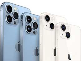 苹果年年焕新规则更改:iPhone 13 系列支持从在线商店加入计划