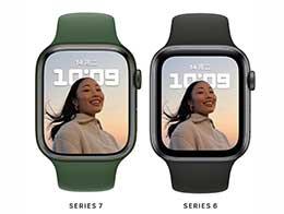 Apple Watch Series 7 芯片与去年的 Series 6 相同