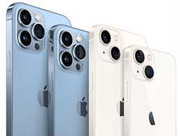 iPhone 13 四款機型怎么選?詳細對比來了