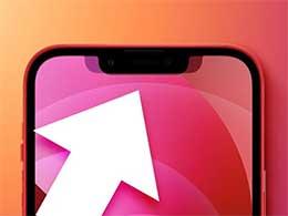 苹果 iPhone 13 系列刘海变小详解:宽度变窄,高度增加