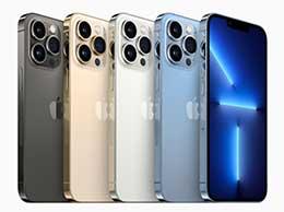 iPhone 13 Pro 首个 Geekbench 跑分出炉:6GB 内存,GPU 性能大幅提升