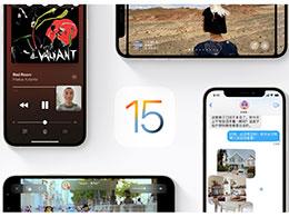 苹果发布 iOS 15/iPadOS 15 正式版:众多新功能到来