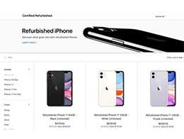 苹果首次开始在美国以外出售官翻版 iPhone