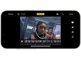苹果为 iMovie 推出更新:支持 iPhone 13 Pro 的 ProRes 视频功能等