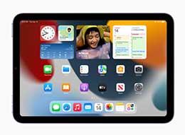 蘋果 iPadOS 15 正式版更新內容匯總