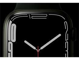 Apple Watch Series 7 支持 60.5 GHz 无线数据传输,但需专用磁吸底座