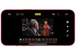 苹果研发 iPhone 13 系列的电影模式时,曾经在片场观察摄影师如何工作