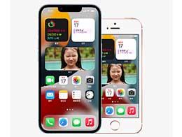 """如何使用""""快速開始""""功能將舊 iPhone 的數據遷移到 iPhone 13?"""