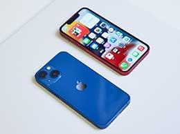 iPhone 13 mini 通过 MagSafe 充电峰值功率仍限制在 12W 以内