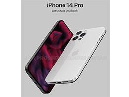Gurman:苹果 iPhone 14 将迎来从头到尾的新设计