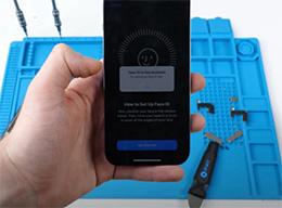 """苹果 iPhone 13 不允许第三方更换屏幕,""""强拆""""将导致 Face ID 丢失"""