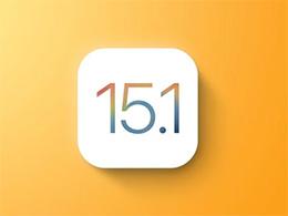 苹果发布 iOS 15.1/iPadOS 15.1 公测版 Beta 2