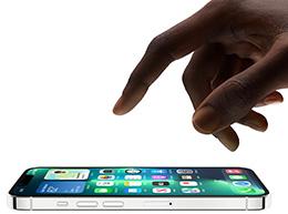 部分苹果 iPhone 13 系列机型出现触控失灵问题,旧机型更新 iOS 15 后也会出现