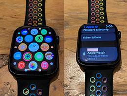 Apple Watch Series 7 真机照片首次曝光