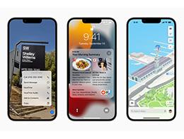 与 iOS 14 相比,苹果 iOS 15 正式版头两周安装率更低