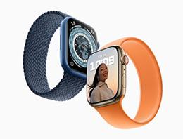 苹果手表 Apple Watch Series 7 配置规格和售价细节曝光